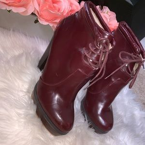 Gorgeous Leather Boots exactly as pictured